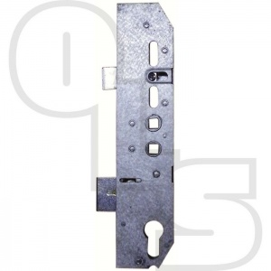 Mila Lockcase - Latch and Deadbolt Version - Double Spindle - 35mm Backset