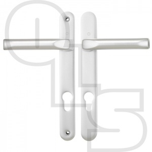HOPPE ASGARD UPVC/MULTIPOINT DOOR HANDLE  - UNSPRUNG - LEVER/LEVER