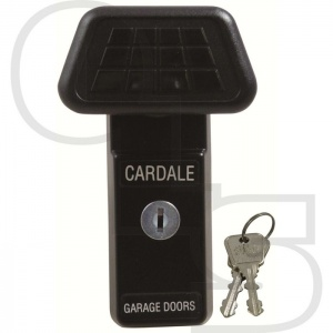 CARDALE EURO CYLINDER GARAGE HANDLE