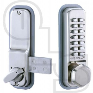 CODELOCKS CL200 SURFACE RIM DIGITAL LOCK