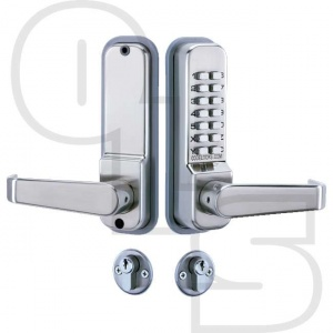 CODELOCKS CL420 MORTICE LOCK WITH CYLINDER AND ANTI PANIC SAFETY FUNCTION
