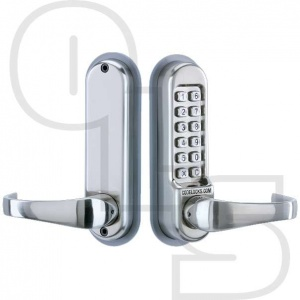 CODELOCKS CL505 FRONT AND BACK PLATES ONLY WITH CODE FREE OPTION