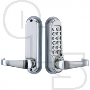 CODELOCKS CL510 TUBULAR MORTICE LATCH LOCK