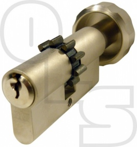 GEGE  AP1000 10 COG CAM EURO THUMBTURN CYLINDERS TO SUIT MUL-T-LOCK