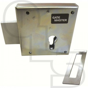 GATEMASTER HEAVY DUTY DOUBLE THROW EURO DEADLOCK
