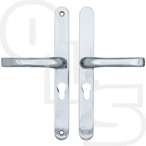 EASYFIT UPVC/MULTIPOINT DOOR HANDLE - 48mm CENTRES - 240mm SCREW CENTRES