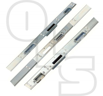 Lockmaster LM735 Full length Keep for 4 Rollers and 2 Anti Lift Hooks