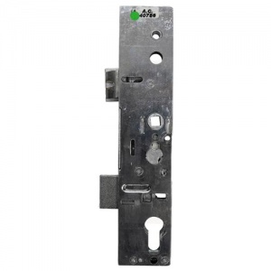 Lockmaster/Mila Master Lockcase - Single Spindle - 35mm Backset