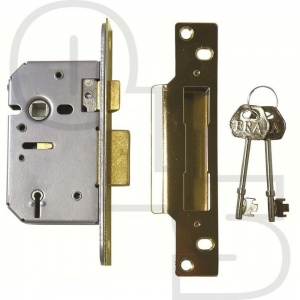 ERA VISCOUNT 5 LEVER SASHLOCK