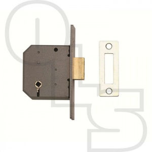 UNION 3 LEVER BATHROOM DEADLOCK