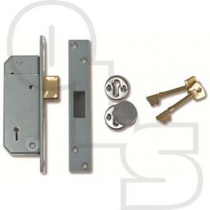 UNION 3G220 5 LEVER NARROW STYLE DEADLOCK
