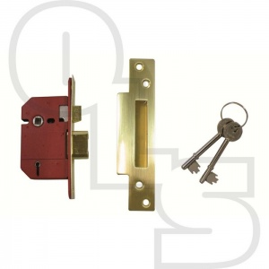 ERA HIGH SECURITY FORTRESS BRITISH STANDARD 5 LEVER SASHLOCK