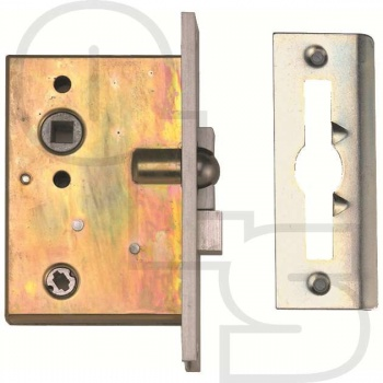 WELLINGTON WATERLOO 2D MORTICE LATCH