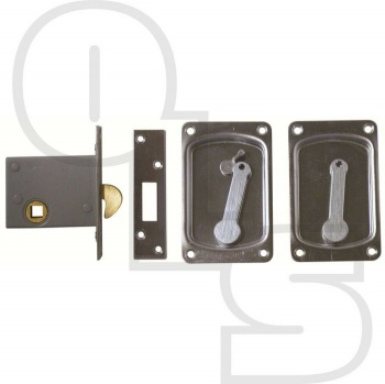 WILLENHALL SLIDING DOOR LOCKING HOOKBOLT