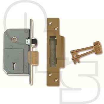 UNION 3K74 5 LEVER MORTICE SASHLOCK