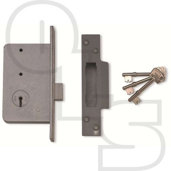 WELLINGTON FORT 4H 6 LEVER DEADLOCK
