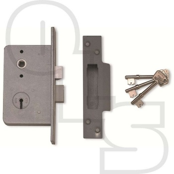 WELLINGTON FORT 4J 6 LEVER SASHLOCK