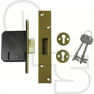IMPERIAL 5 LEVER MORTICE DEADLOCK