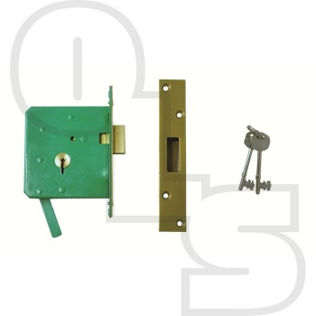IMPERIAL 4'' 5 LEVER ESCAPE DEADLOCK
