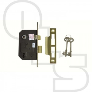 SECUREFAST CONTRACT 3 LEVER MORTICE SASHLOCKS