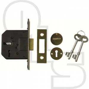 SECUREFAST SLS  3 LEVER MORTICE DEADLOCKS