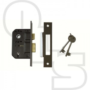 SECUREFAST CONTRACT 5 LEVER MORTICE SASHLOCK