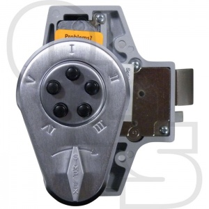 KABA SIMPLEX/UNICAN 919 SERIES RIM DEADLATCH DIGITAL LOCK