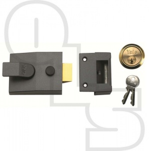 YALE 85 DEADLOCKING NIGHTLATCH
