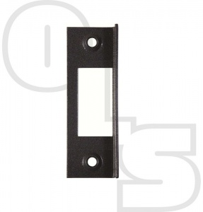 YALE 80 SERIES SHORT TONGUE REVERSE STRIKE PLATE