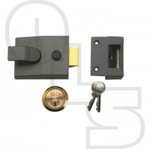 YALE 89 DEADLOCKING NIGHTLATCH