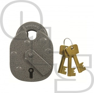 ERA 212-41 BIG SIX PADLOCK