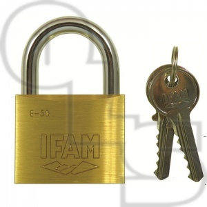 IFAM E SERIES KEYED ALIKE PADLOCK
