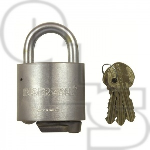 INGERSOLL 700 SERIES OS711 OPEN SHACKLE PADLOCK