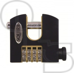 SQUIRE STRONGHOLD SHCB 65MM COMBINATION PADLOCK