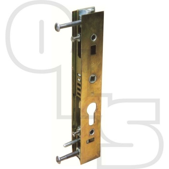 SCHLEGEL PATIO DOOR LOCK CASE