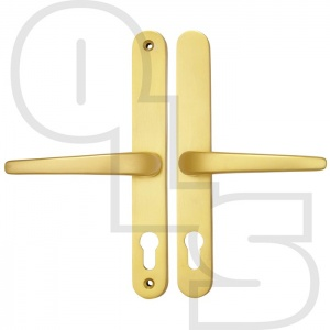 CEGO UPVC/MULTIPOINT DOOR HANDLE  - SPRUNG - LEVER/LEVER