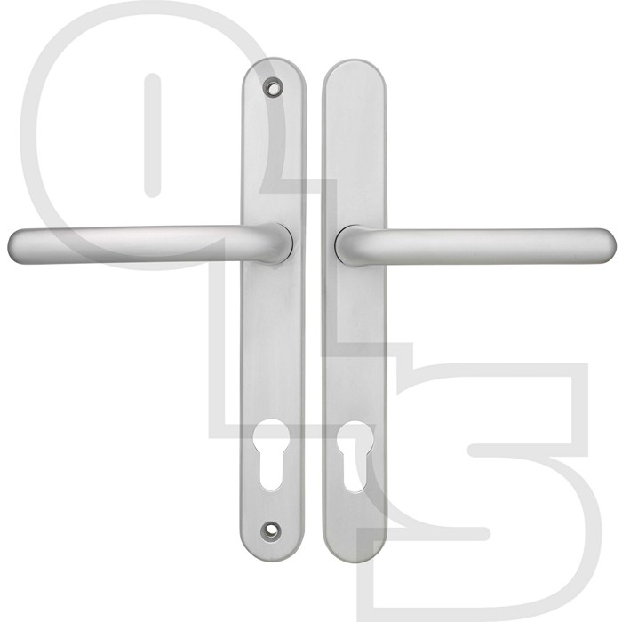 FAB U0026 FIX BALMORAL UPVC/MULTIPOINT DOOR HANDLE   SPRUNG   LEVER/LEVER