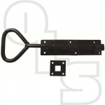 CROMPTON BOW HANDLE DOOR BOLT