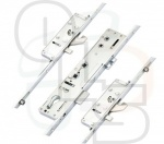 Lockmaster Multipoint Lock - 2 Hooks, 2 Anti-Lift Bolts & 2  Rollers - Single Spindle