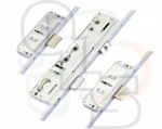 Lockmaster Multipoint Lock - 3 Deadbolts - Version 1 -  Double Spindle - 45mm Backset