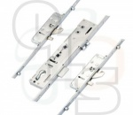Lockmaster Multipoint Lock - 2 Hooks, 2 Anti-Lift Bolts & 4 Rollers - Double Spindle