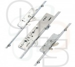 Lockmaster Multipoint Lock - 3 Hooks, 2 Anti-Lift Bolts & 4 Rollers