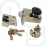 UNION 4L67E HIGH SECURITY NIGHTLATCH