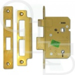 ASEC MORTICE BATHROOM LOCK