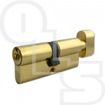 ASEC 5-PIN EURO PROFILE KEY & TURN CYLINDER