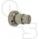 L&F 5886 GLASS SLIDING DOOR LOCK