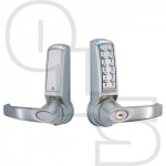 CODELOCK CL4010 ELECTRONIC LOCK (TUBULAR LATCH)