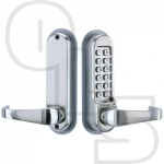 CODELOCKS CL505BB BACK TO BACK PLATES ONLY WITH CODE FREE OPTION