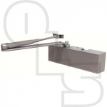 DORMA TS73V SIZE 2-4 OVERHEAD CLOSER WITH BACKCHECK