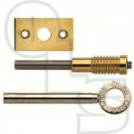 CHUBB 8K104 & 8013 WINDOW BOLTS